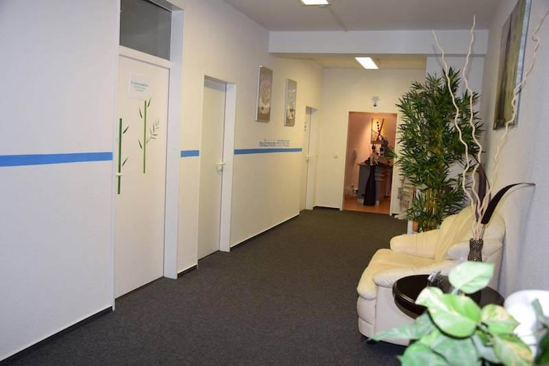 IFAH Institut für angewandte Hypnose - Eingangsbereich